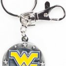 Key Chains: Model: NCAA - WEST VIRGINIA MOUNTAIN  Key Chain