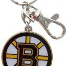 Key Chains: Model: NHL - BOSTON BRUINS Keychain