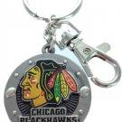 Key Chains: Model: NHL - CHICAGO BLACKHAWKS Keychain