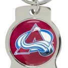 Key Chains: Model: NHL - COLORADO AVALANCHE Bottle OPENER Keychain