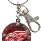 Key Chains: Model: NHL - DETROIT RED WINGS Keychain