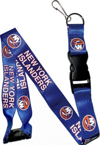 Key Accessories: Model: NHL - NEW YORK ISLANDERS LANYARDS