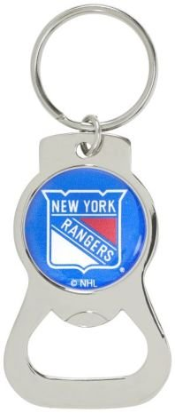 Key Chains: Model: NHL - NEW YORK RANGER Bottle OPENER Keychain