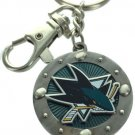 Key Chains: Model: NHL - SAN JOSE SHARKS Keychain