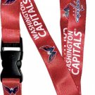 Key Accessories: Model: NHL - WASHINGTON CAPITALS LANYARDS