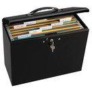 Safes: Master Lock Model No. 7148D Keyed Locking File Box