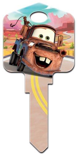 Key Blanks: Key Blank D26 - Disney's Mater - Kwikset