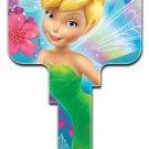 Key Blanks: Key Blank D47 - Disney's Fairies- Schlage