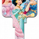 Key Blanks: Key Blank D48 - Disney's Princesses 2- Kwikset