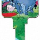 Key Blanks: Key Blank D76 - Disney's Eeyore- Kwikset