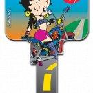 Key Blanks: Key Blank B1 - Biker Betty- Schlage