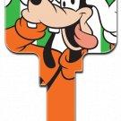 Key Blanks: Key Blank D85 - Disney's Goofy- Kwikset