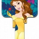 Key Blanks: Key Blank D106 - Disney's Belle- Weiser