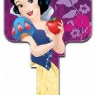 Key Blanks: Key Blank D109 - Disney's Snow White- Kwikset