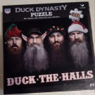 Duck Dynasty Duck The Halls Puzzle