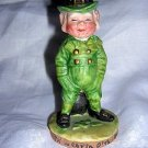 Irish man figurine wearin o the green Irish Toast Beth Barton for George Good hc1157