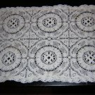 Cluny Leavers Lace doily tray mat vintage beautiful hc1372