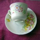 Phoenix hand painted bone china cup saucer dealer lot hc1434