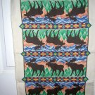 Kay Dee cotton kitchen towel Moose Pantry unused hc1475