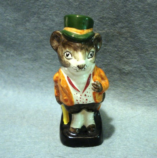Artone of England Mr. Mouse ceramic figurine hand-painted vintage collectibles hc2133
