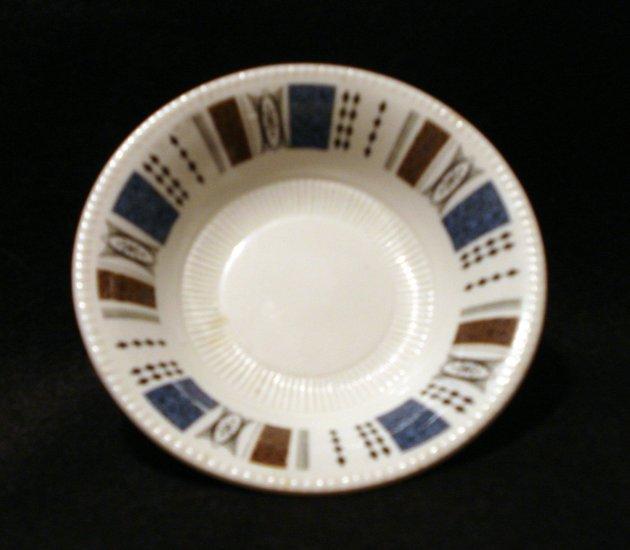 Broadhurst retro ironstone fruit bowl Pot pourri pattern perfect vintage hc2218