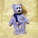 1999 Ty Holiday Teddy Ty Beanie Baby toy retired mint  hc2391