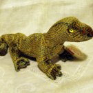 Scaly the lizard 1999 Ty Beanie Baby toy retired mint hc2414