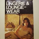 Vogue Patterns 1972 booklet Sewing Lingerie and Loungewear hc2584