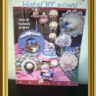 Hats Off to Crafts instruction booklet for dolls, teddies, decor hc2658