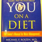 You On a Diet health, diet Dr. Michael Roizen Dr. Mehmet Oz HB DJ   hc3249