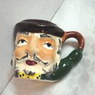Small Toby jug made in Japan pitcher hc3269