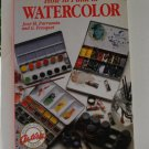 How to Paint in Watercolor Parramon Fresquet PB unused 1988 book hc3322