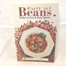 Full of Beans recipe book Violet Currie and Kay Spicer Celiac disease signed hc3439
