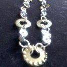 """""""Cuts Like a Razor"""" Men's Hardware Chain Necklace"""