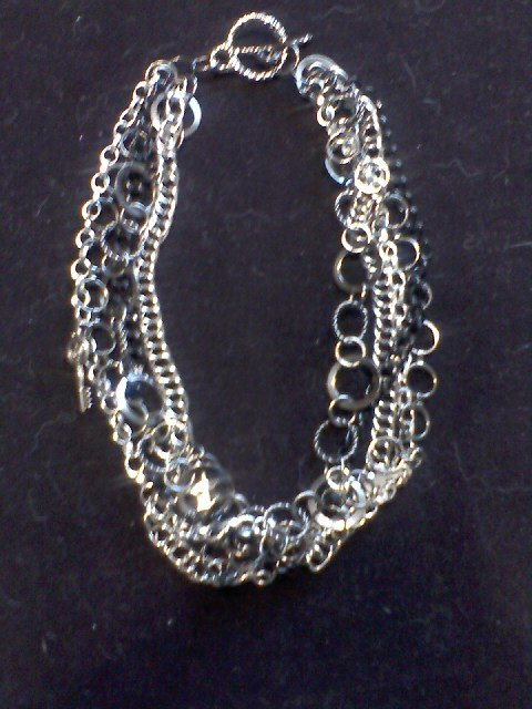 """""""Charming Chains"""" Layering  Chain Necklace"""