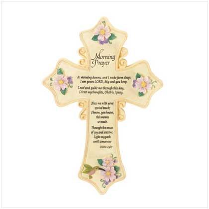 Morning Prayer Cross