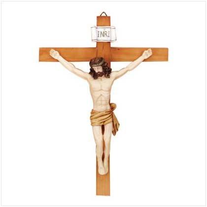 Wooden Crucifix