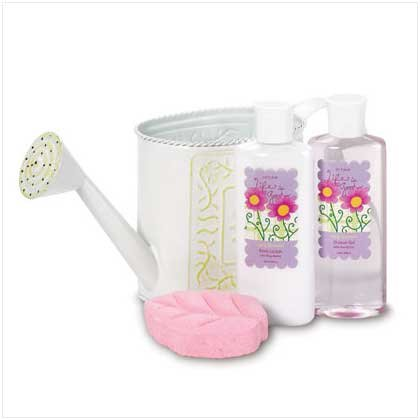 Early Blossom Bath Set
