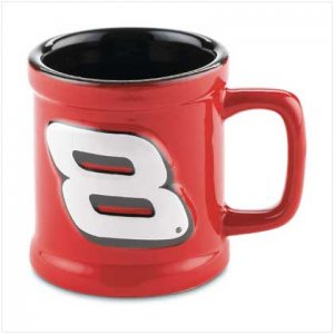 Dale Earnhardt Jr. Sculpted Mini-Mug Shotglass