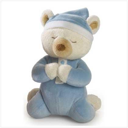 Boy's Prayer Bear