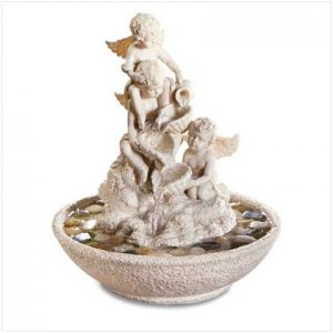Cherub Fountain
