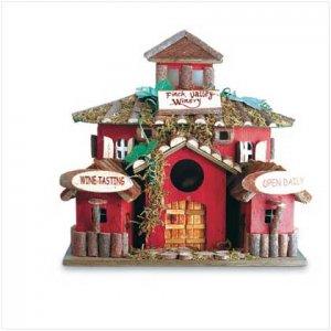Winery Birdhouse