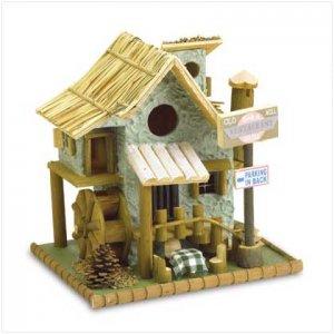 Old Mill Restaurant Birdhouse