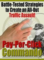 Pay-Per-Click Commando
