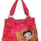 Betty Boop fashion tote