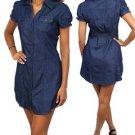 Denim Summer dress (S24-DRS-8R648)