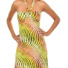 GREENORANGE  Summer dress (D30026)AD