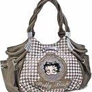 Betty Boop fashion handbag w/ matching wallet  B11K-35_PW