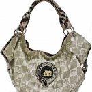 Betty Bopp Fashion handbag w/ matching wallet BB206C-1294_WH