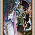 Bull Terrier Fine Art Canvas Print - My Lady